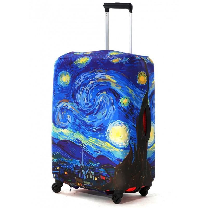 Чехол для чемодана «Звездная ночь»