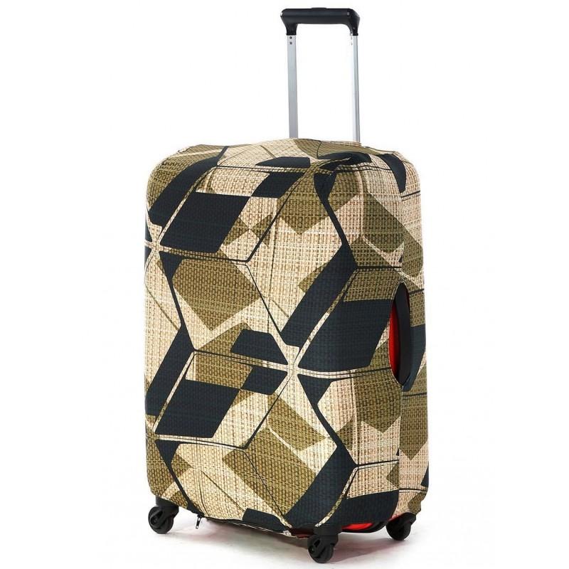Чехол для чемодана «Милитари»