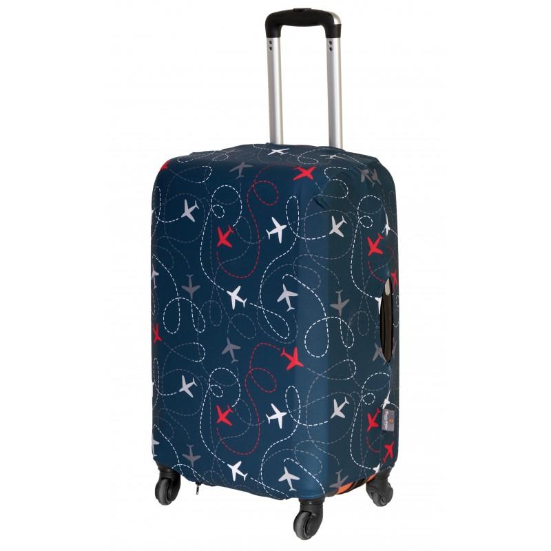Чехол для чемодана «В полет»