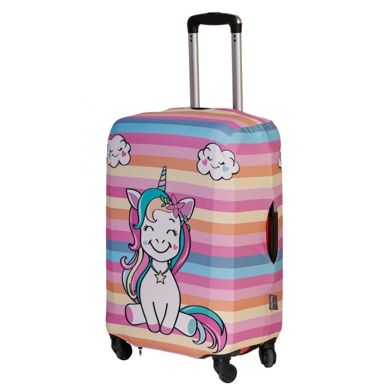 Чехол для чемодана «Единорожка»