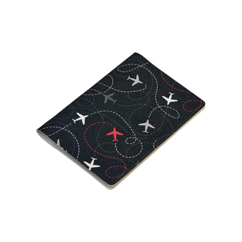 Обложка для паспорта «В полет»