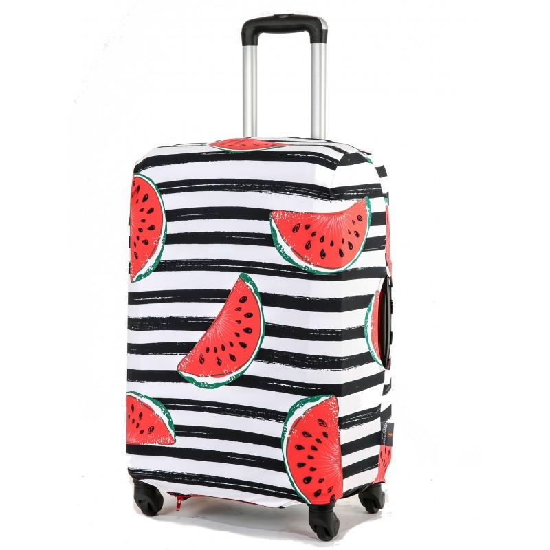 Чехол для чемодана «Арбуз»