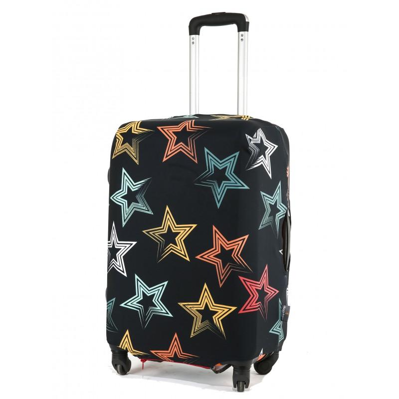 Чехол для чемодана Звездный десант размер M/L