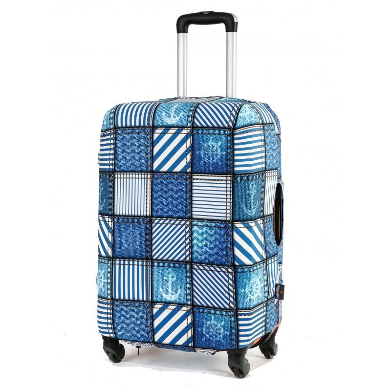 Чехол для чемодана «Круиз»